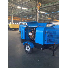 58kw 0.8bar Diesel Direct Driven Air Compressor