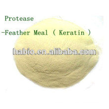 Microbe Protease !!! Feather Meal, Soybeal meal , Fish Meal etc Hydrogen with high effiency