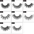 Wholesale Price Premium Mink Lashes 3D 5D 25mm Eyelashes with Custom Box