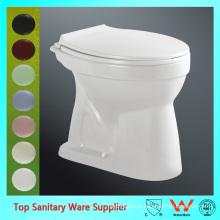 Bacia barata econômica do Wc do toalete dos mercadorias sanitários