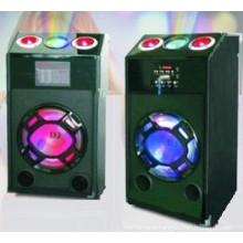 Stage Speaker TM-3410 Loudspeaker Bluetooth USB
