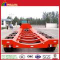 4 Axles Extendable Wind Blade Transport Trailer