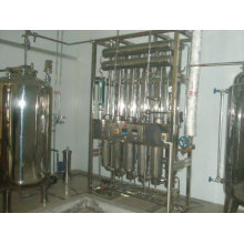 Produzieren und exportieren Sie verschiedene Wasser-Destilliermaschine