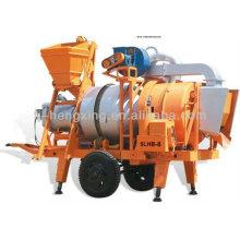 YQLB 20 Kleine mobile Positive Asphalt-Produktionsmaschine