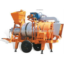 YQLB 20 pequeña máquina de producción de asfalto positivo móvil