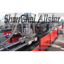 Angle light steel roll forming machine, rack upright forming machine