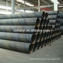 New design mild carbon erw steel pipe