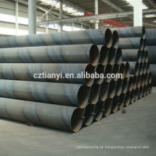 Tubo de aço novo com design de baixo carbono