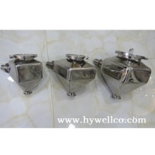 HF Series High Speed ​​Square Cone Mixer