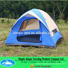 5-6 person outdoor camping big family tent