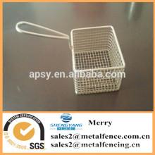 из нержавеющей стали мини-чипсы жарить корзина для кухни utensibs