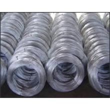Alta qualidade de arame de ferro galvanizado