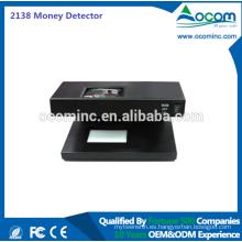 OCBC-2138 Probador de lámpara UV Máquina de detector de dinero falsificada