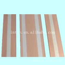 Silver copper bimetal metal strip for stampings