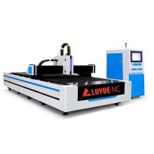 Metal Tube Pipe Laser Cutting Machine 500w 1000w