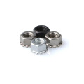K Cap Multi-Tooth Nut