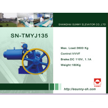 Lift Geared Traction Machine (SN-TMYJ135)