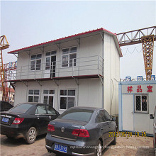 Prefab Steel Simple Temporary Housing