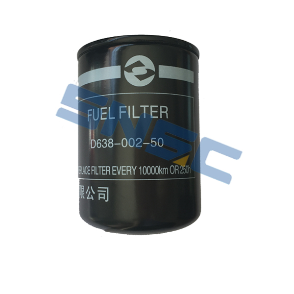 Shangchai Fuel Filter D638 002 50 2