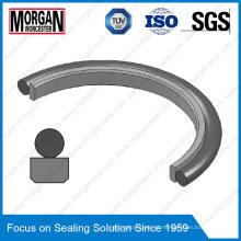 Rg4 / on Profile Hydraulic Cylinder Piston Rod Seal Ring
