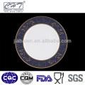A050 Plato de cerámica redonda única de buena calidad