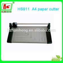 Máquina de corte de papel a4, cortador de papel guilhotina, cortador de papel rotativo