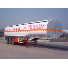 13m Tri-axle Flammable Liquid Transport Semi-trailer Tank