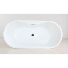 Oval Shape Freestanding Indoor Tub