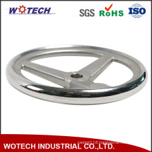 Professional Foundry Precision Casting Hand Wheel