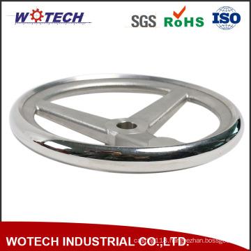 Professional Foundry Precision Casting Hand Wheel