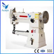 Unison Feed Cylinder Leather Sewing Machine with Single Needle