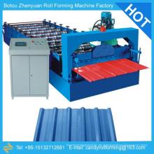 Dachwalzenformmaschine, Walzenformmaschinenpreise, Kaltwalzformmaschine