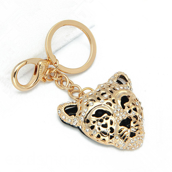 Alloy Personalized Key Rings