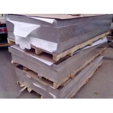 6061-T651 feuille d'alliage d'aluminium peut fournir en stock