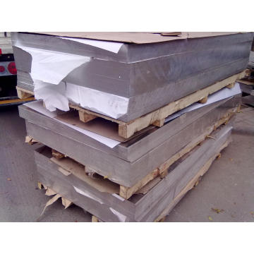 A folha da liga de alumínio 6061-T651 pode fornecer no estoque