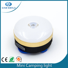 Hook Design Recargable Mini LED Camping Lights