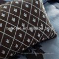 Madison Park Novak edredão capa do edredão azul conjunto de cama jacquard