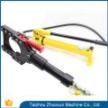 Extractor ahorro de energía eléctrico para el cortador de cable resistente hidráulico de la mano de Acsr