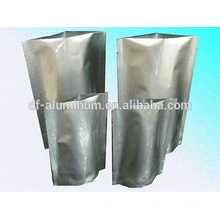 Small laminated aluminum foil mylar bags