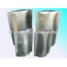 Sacos de mylar em pequenas folhas de alumínio laminado