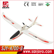 New arrival SKY DANCER XK A700 3ch 2.4g rc 6-axis gyro airplane with camera and long control range Helicopter SJY-A700-B