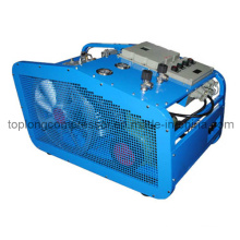 Компрессор высокого давления Компрессор азота Пейнтбольный компрессор Азот-бустер Bw12 / 18 / 24h2
