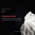 CE and ISO13485 approved Medical Cosmetic 100% Sterile Cotton Dental Absorbent Cotton Wool