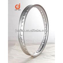 Llanta aleación de aluminio de la rueda de la motocicleta