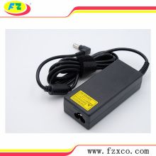 Para sony 19.5v 65w laptop adaptador de corrente alternada