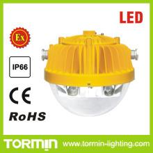25W 40W 60W Atex, CE, luz redonda a prueba de explosiones de RoHS Class 1 Division 2 LED