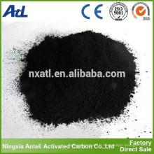 Sucre de raffinerie de glucose à base de bois de charbon actif