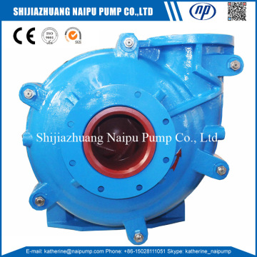 AH Double Pumping Pumps Slurry Centrifugal Horizontal