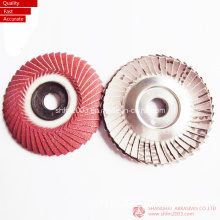 100*16mm Flap Disk for Metal Working (Profesional manufacture)