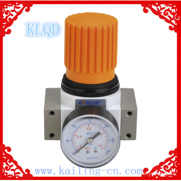 Regulador de ar do tipo Klhr Festo. Regulador de pressão de ar. Regulador pneumático